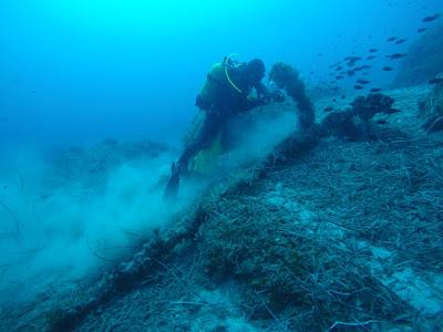Στο φως αρχαία ναυάγια στο αρχιπέλαγος των Φούρνων Ικαρίας