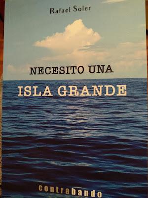 Rafael Soler, editorial Contrabando, Novelas poéticas