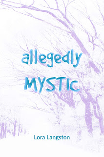 YA Book Series Angels Supernatural: Allegedly Mystic