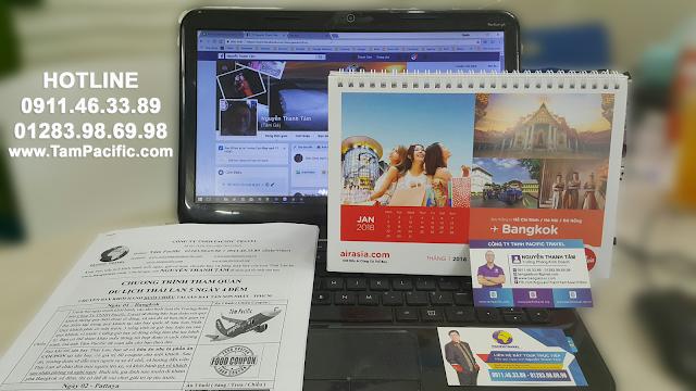 Kinh nghiệm săn vé máy bay giá rẻ đi Thái Lan từ hãng hàng không Air Asia