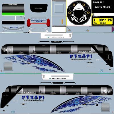 livery shd pt. rapi
