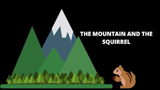 Lesson 7 | The Mountain and the Squirrel Questions answers | Class 6 | English