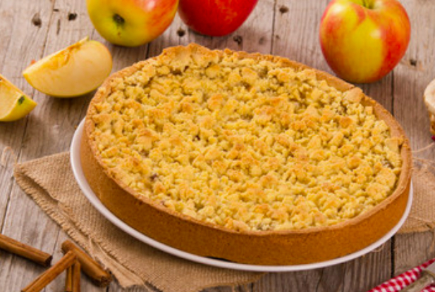 Tarta de manzana dela abuela