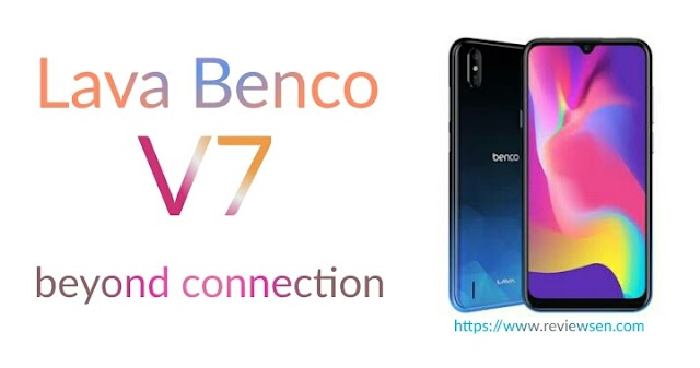 Lava Benco v7 Specific, Review, Price in Bangladesh