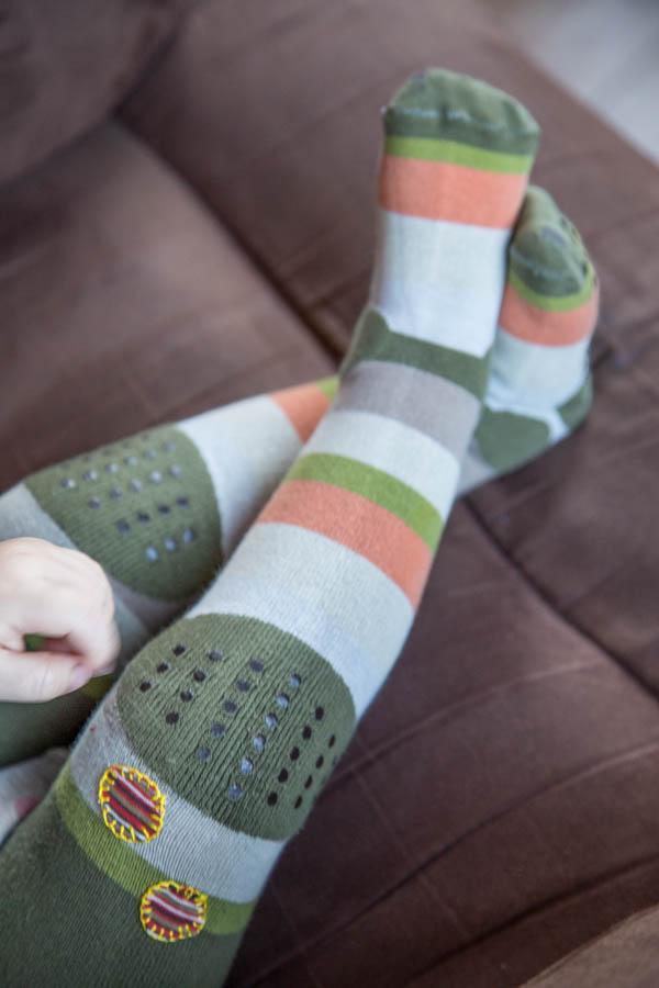 Neulospaikat sukkahousuihin