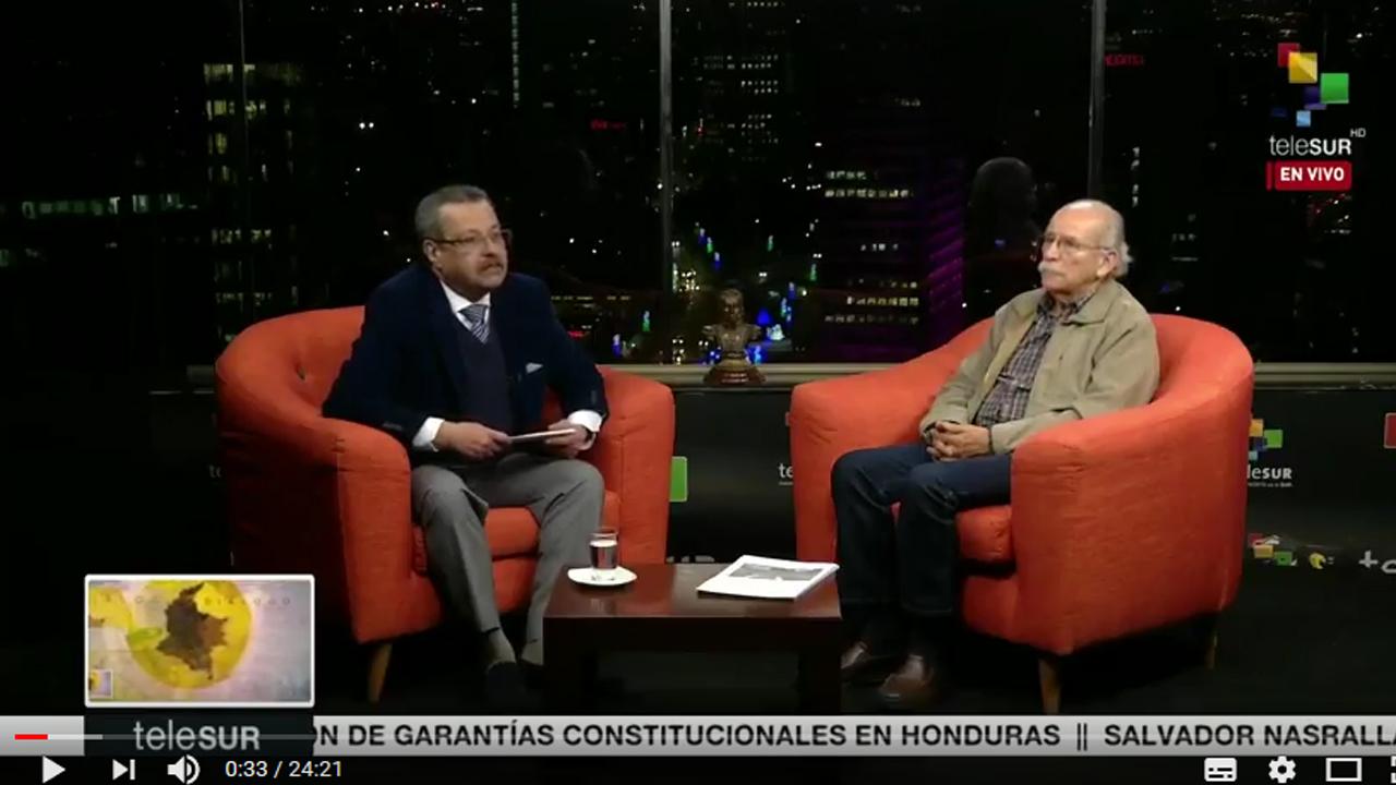 Paz por Lozano: Conversamos con el profesor Jaime Zuluaga Nieto