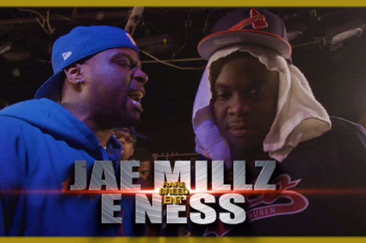 RBE Presents: Jae Millz vs E. Ness