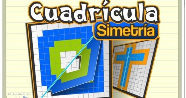 Resultado de imagen de cuadricula simetria