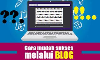 Cara mengembangkan blog hingga menghasilkan uang