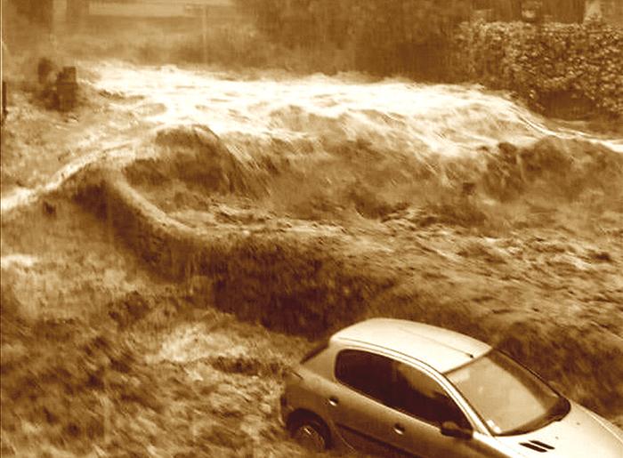 Inondation Gard