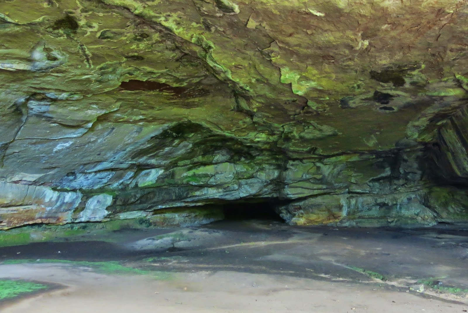 Caverna Aroe-Jari, na Chapada dos Guimarães.