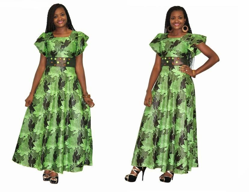 Ankara Gown Style: Nigeria Ankara Styles