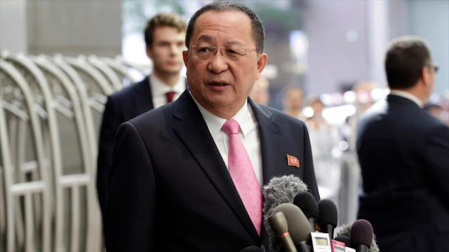 Corea del Norte felicita a Siria por su victoria ante imperialismo