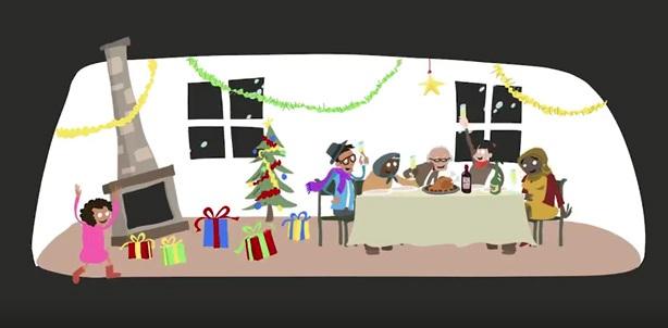 Max Boublil Joyeux Noel Youtube.Tics En Fle Noel Quelques Activites