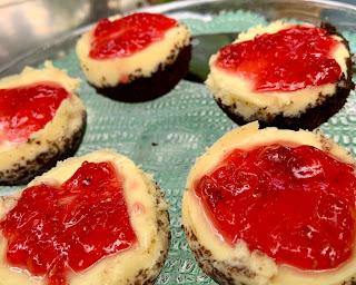 Instant Pot Cheesecake Bites