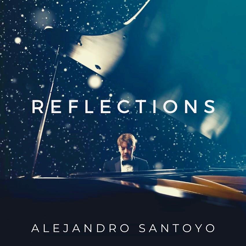 """""""Reflections"""", un momento de paz y tranquilidad con el brillante sonido del piano de Alejandro Santoyo."""