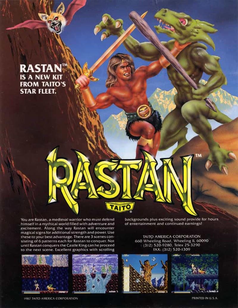 Rastan (World)
