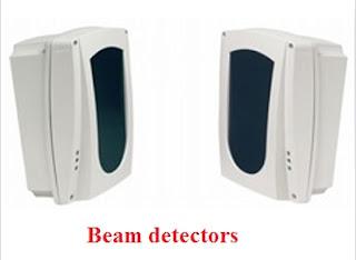 حساسات beam detectors