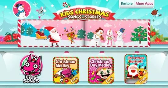 Aplikasi Lagu Natal di Android Terbaik-5