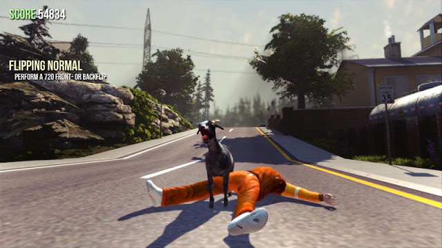 Goat Simulator Free Download Photo