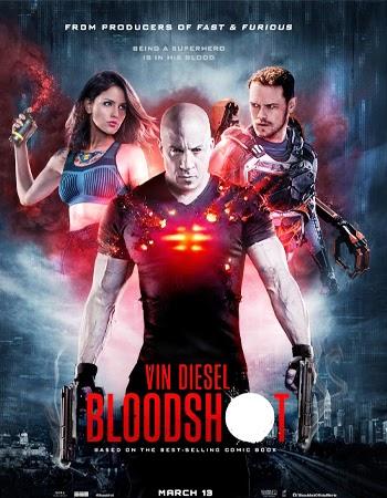 Bloodshot (2020) Full Movie Download in Dual Audio Hindi+English