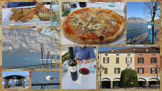 Bergamo to Lake Iseo in a day - Lunch at Lido dei Platani in Iseo