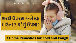 7 Home Remedies for Cold and Cough
