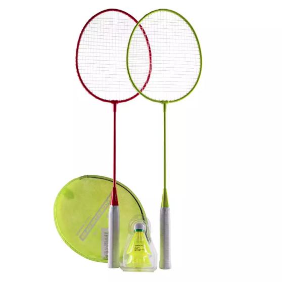 Set rachete badminton PERFLY
