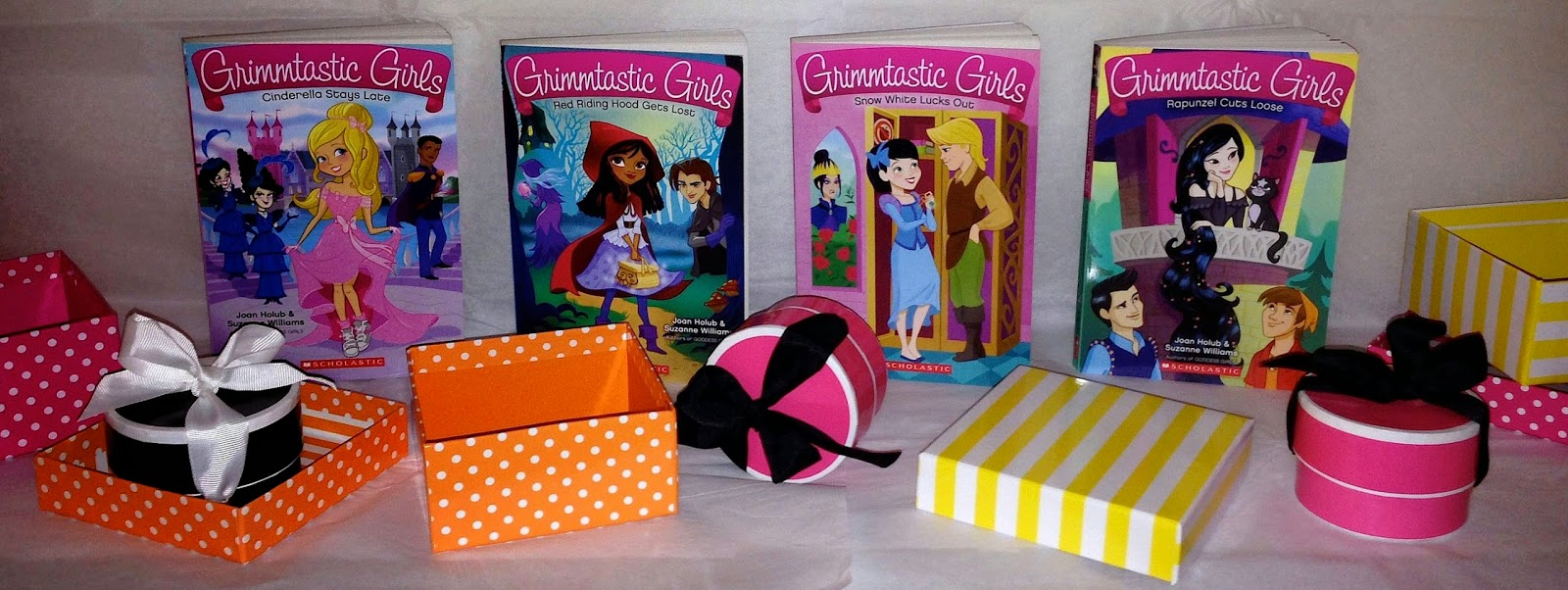 suzanne u0026 39 s place   grimmtastic girls books 1