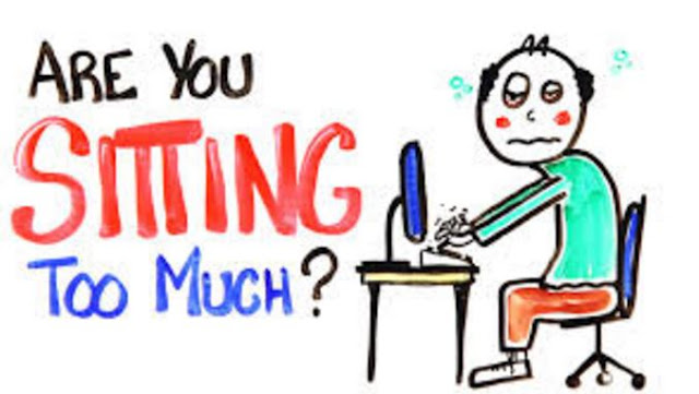 Sitting Too Much Affects Your Health, Here's How