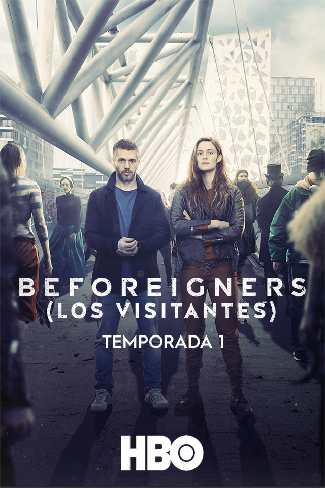 Beforeigners (2020) Temporada 1 HBOGO WEB-DL 1080p Latino
