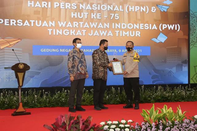 pwi award