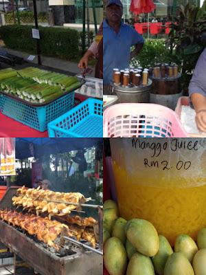 Pasar Ramadan 2019 di Kampung Baru