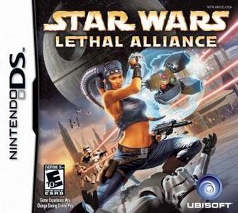 Rom Star Wars Lethal Alliance NDS