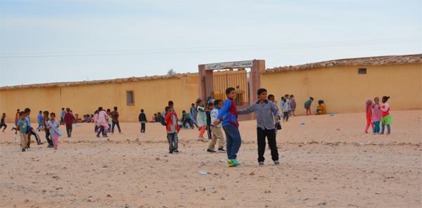 El Ayuntamiento de Albacete dona 10.000€ para los niños saharauis que se han quedado sin ''Vacaciones en Paz''.