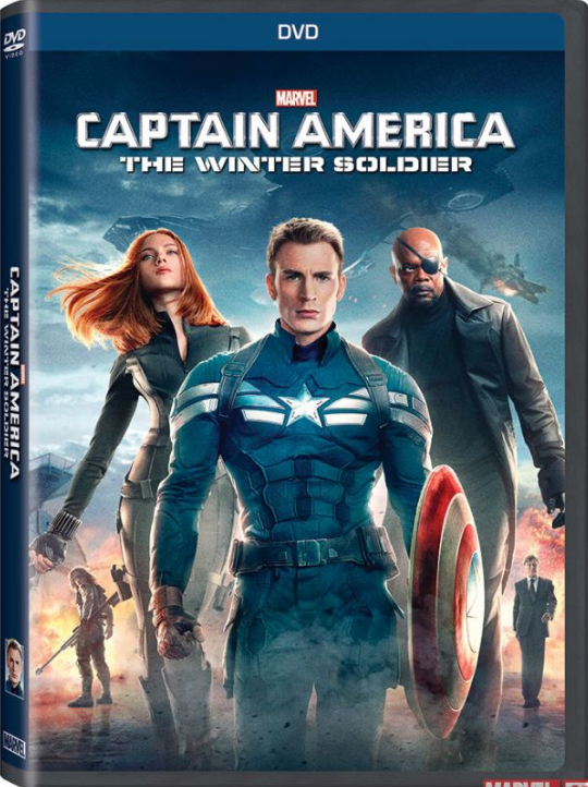 Captain America The Winter Soldier 2014 Dual Audio Hindi 720p BluRay