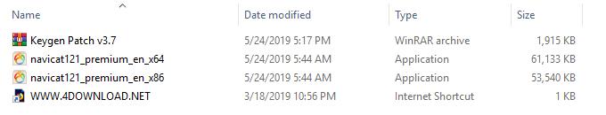 Navicat Premium v12.1.19 Full version
