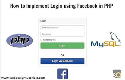 How to Implement Login using Facebook in PHP