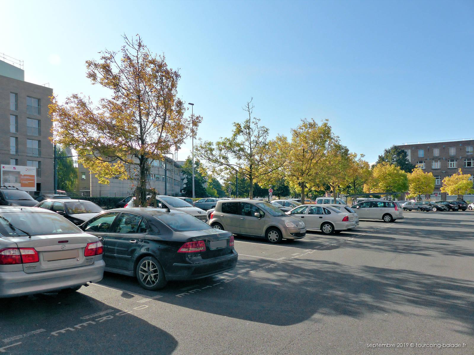 Clinique dela Victoire Tourcoing - Parking Pompidou