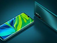 Xiaomi Luncurkan Mi Note 10, Usung Baterai 5.260mAh dan Kamera 108MP, Harganya?