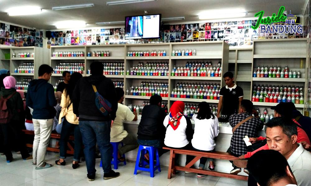 In Parfume Bandung Aroma Favorit Hanya Di Bandung Wisata Kota