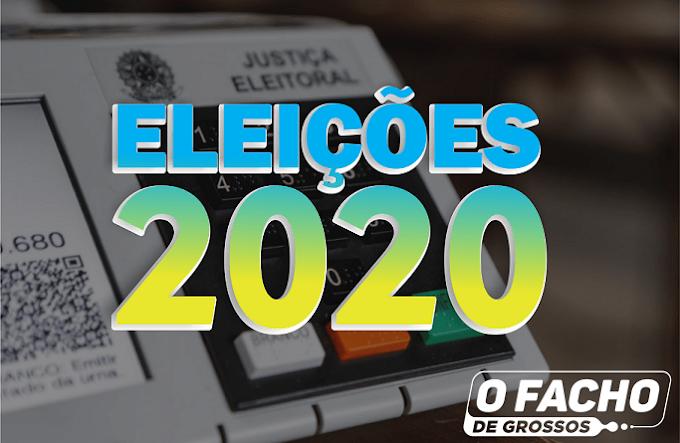 Coligações cancelam eventos partidários nesta quinta-feira em Grossos