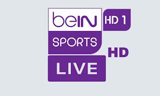 bein sport 1 live streaming