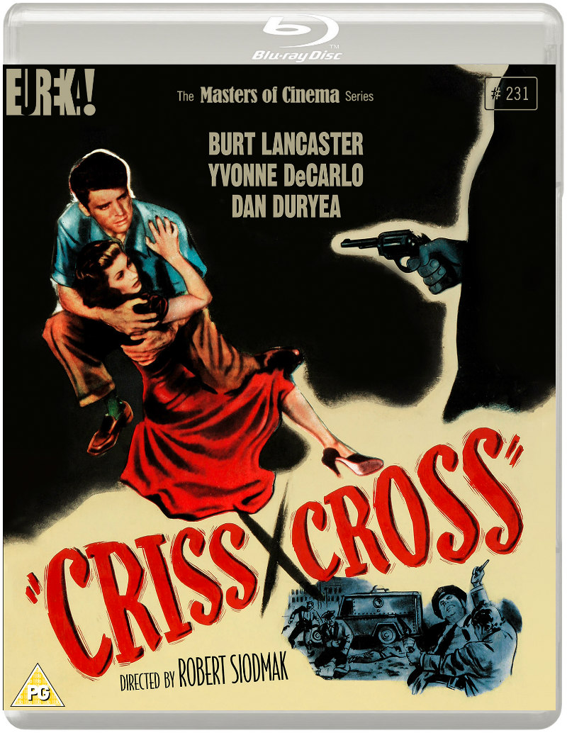 criss cross bluray