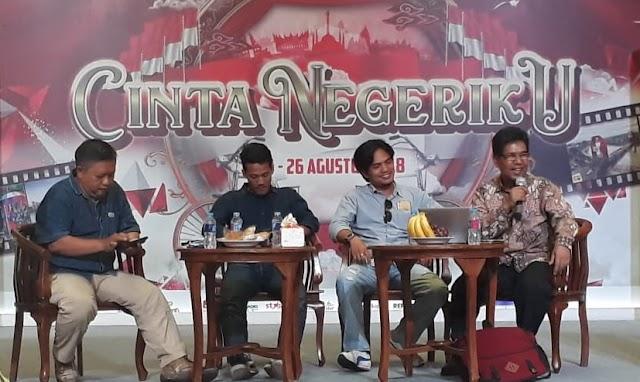 Guna Tangkal Berita Hoax, Pokja WHTR Gelar Workshop Jurnalistik