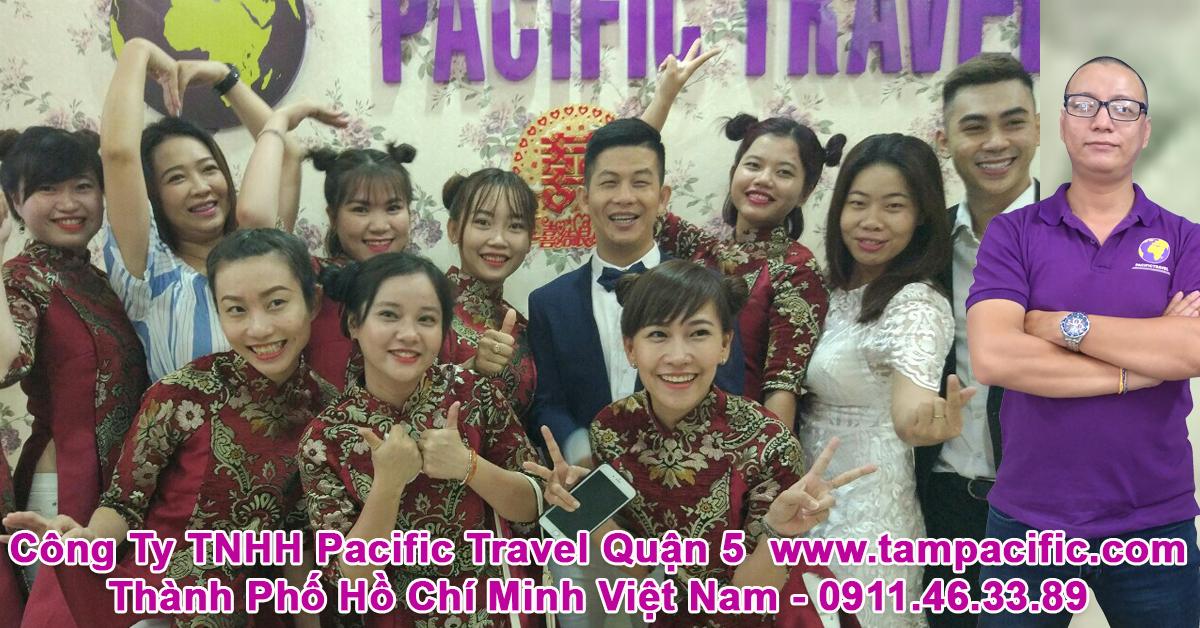 Công Ty TNHH Pacific Travel Quận 5 Thành Phố Hồ Chí Minh Việt Nam