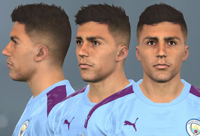 PES 2017 Faces Rodri by WER Facemaker