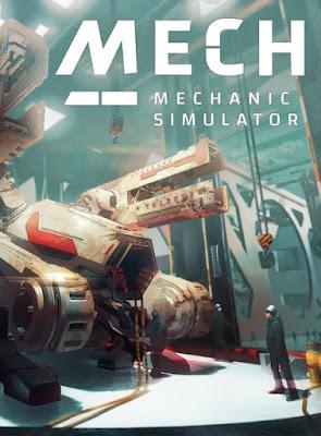 Capa do Mech Mechanic Simulator