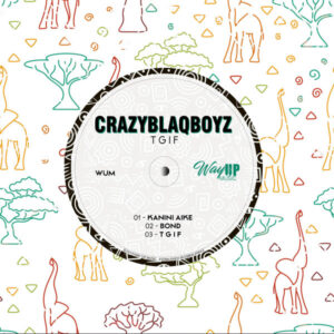 CrazyBlaqBoyz – T.G.I.F EP #Arewapublisize