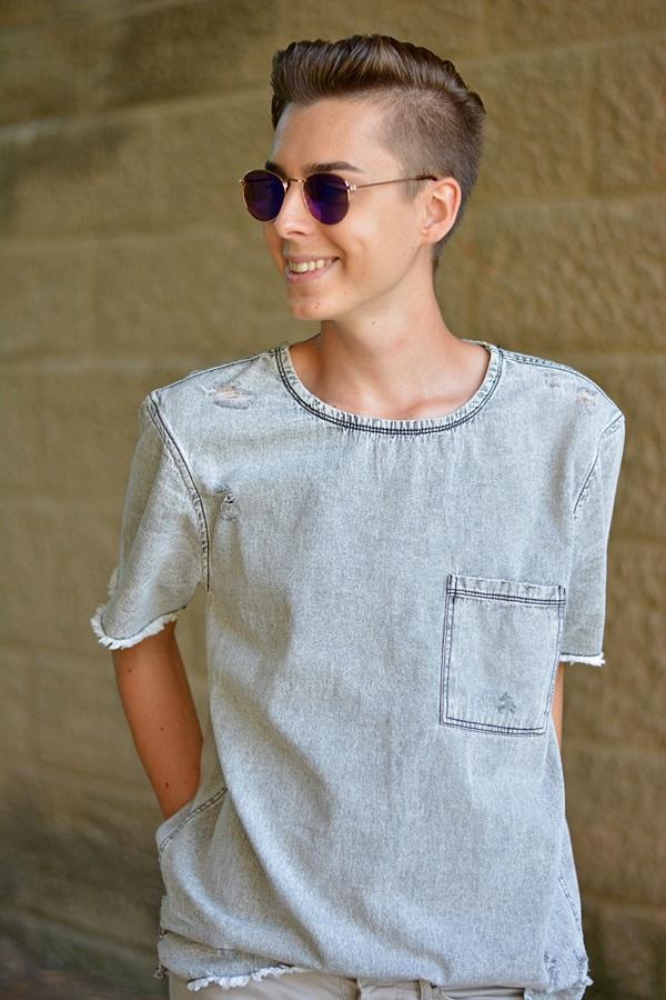dieses shirt ist einfach lit